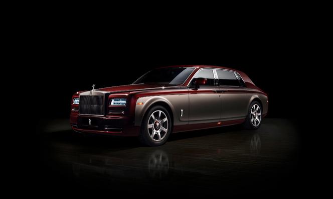 Rolls-Royce compte ses fans facebook !