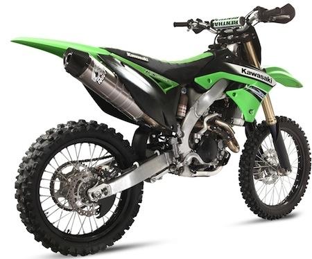 Mivv étend ses lignes Stronger aux modèles cross 2011.