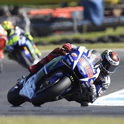 """MotoGP - Lorenzo: """"c'est bien de reprendre des points à Valentino"""""""