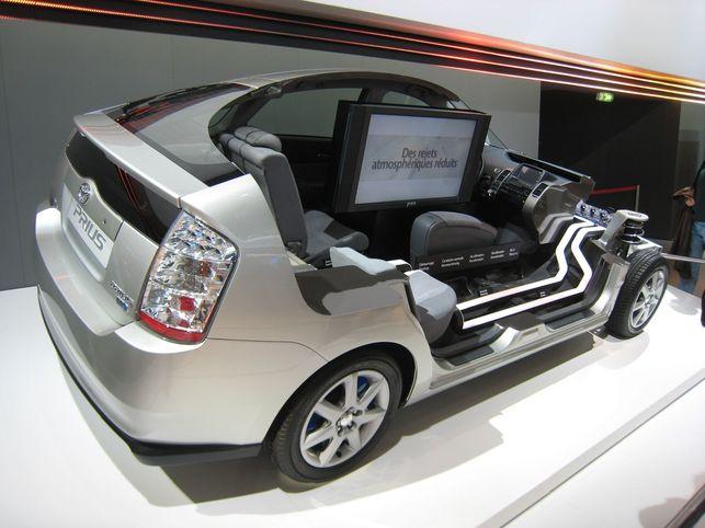La Toyota Prius sous les feux des projecteurs