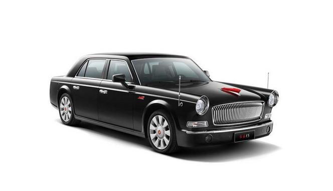 hongqi l5 une limousine chinoise vendue plus de 570000. Black Bedroom Furniture Sets. Home Design Ideas