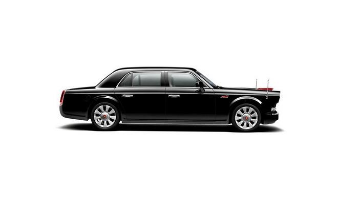 Hongqi L5: une limousine chinoise vendue plus de 570000 €