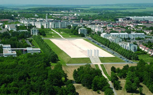 Cergy-Pontoise aura son système de vélos en libre-service