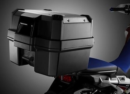 Honda CRF1000L Africa Twin 2016: les accessoires