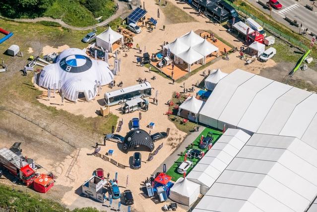 Tout savoir sur le salon du véhicule hybride et électriqueà Val d'Isère du 13 au 16juillet 2017