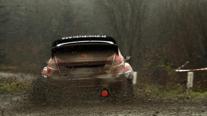 WRC Grande-Bretagne Jour 2 : Loeb est champion du monde pour la huitième fois