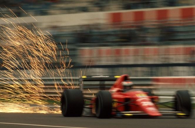 La F1 veut redevenir spectaculaire : disques rougis, étincelles et vortex au programme ?