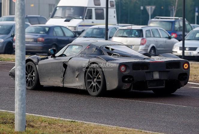 Surprise : la Ferrari F150 sort moins habillée