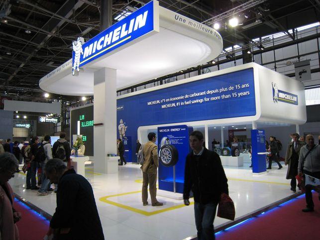 Voici le pneu Michelin Energy Saver de près !
