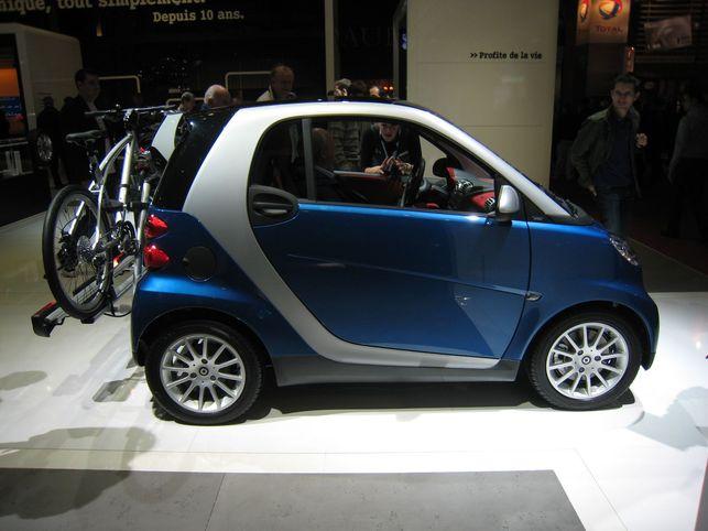 La Smart ForTwo Coupé cdi passion ? 88 g CO2/km