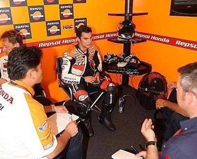Moto GP - Portugal: Pedrosa, la planète froide