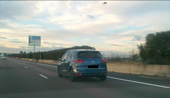Surprise : le futur Citroën C4 Grand Picasso