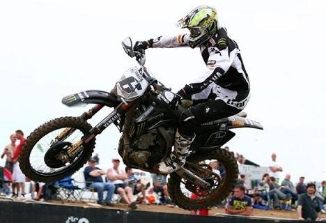 Coppins survole le Grand-Prix d'Allemagne