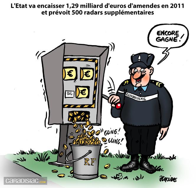 Le dessin du jour – Les bonnes résolutions de l'état pour réussir 2011
