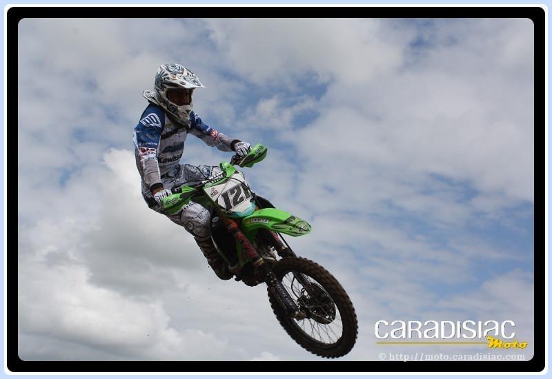 Motocross mondial : Teutschenthal, chez KRT, Xavier Boog exeptionnel, mais seul