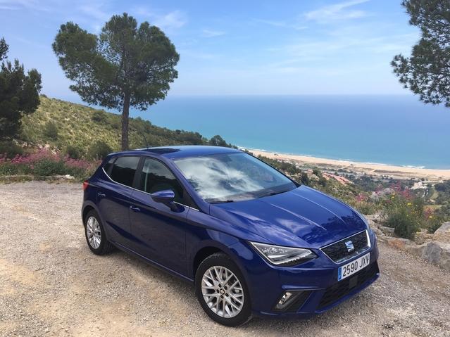 Nouvelle Seat Ibiza - Les premières images de l'essai en live + impressions de conduite
