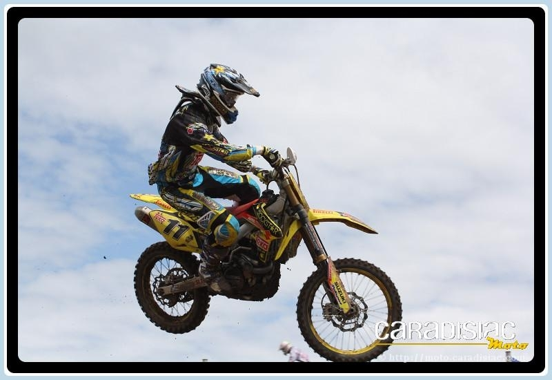Motocross mondial : Teutschenthal, chez Suzuki Teka, du bon aussi