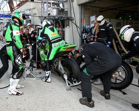 Pirelli: 3 532,140 kms lors des 24 heures du Mans... soit 844 tours, un nouveau record