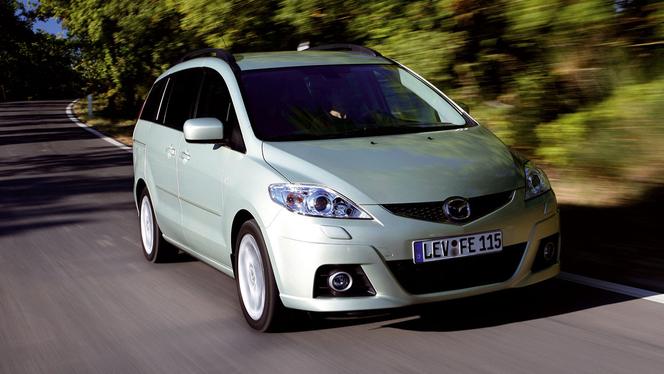 Retour sur une maxi-fiche fiabilité : aujourd'hui le Mazda 5