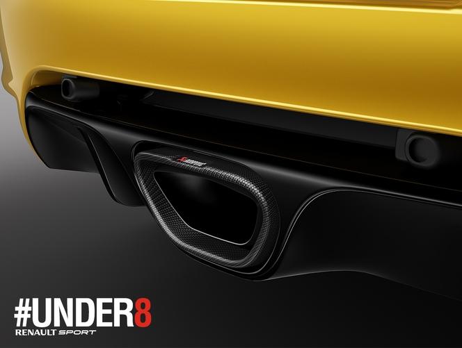 Renault continue le teasing sur cette Mégane RS mystère