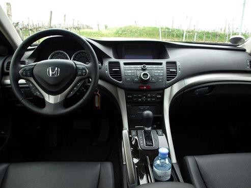 Essai - Nouvelle Honda Accord