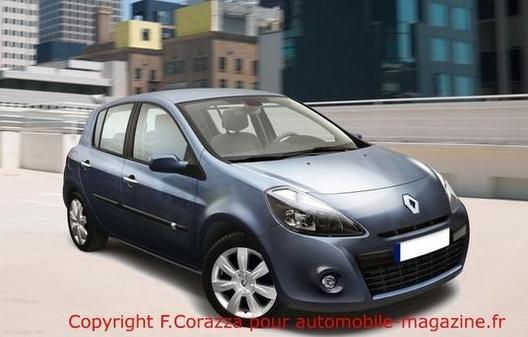Renault Clio Phase 2 : c'est elle