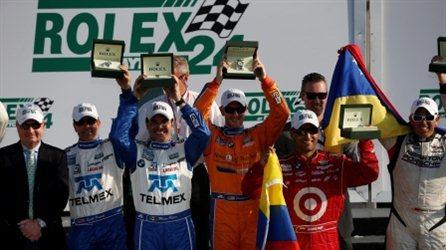 24 Heures de Daytona 2013 - Chip Ganassi encore en DP, 1ère Audi en GT!