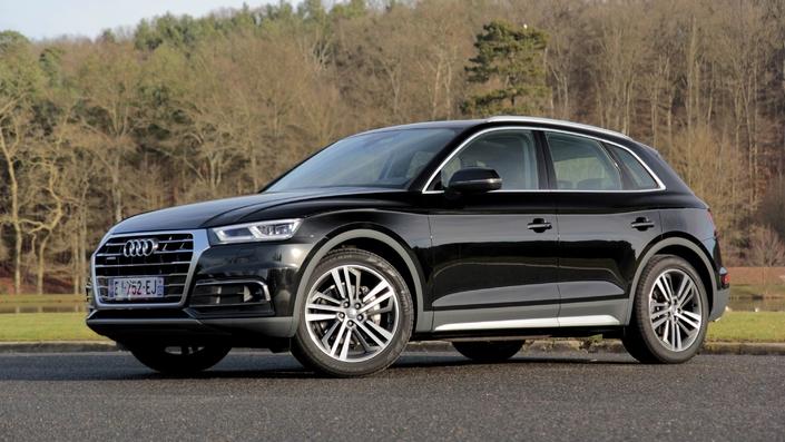 L'Audi Q5 débarque en seconde main : le seigneur des anneaux ?