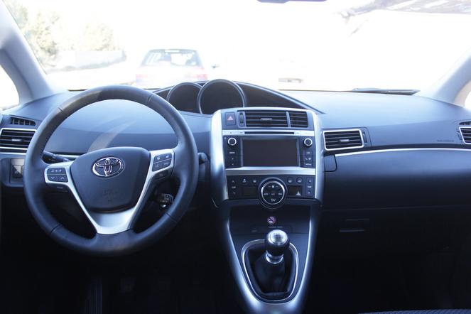 Essai - Toyota Verso restylé : suite logique