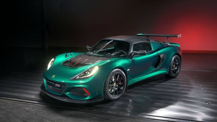 Lotus Exige Cup 430 : la plus folle des Exige