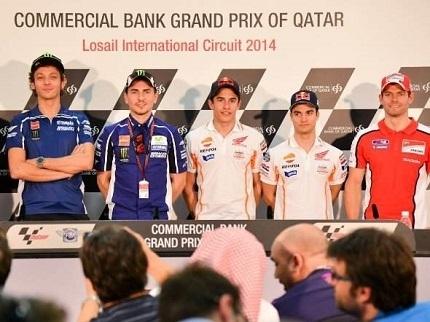 Moto GP – Grand Prix du Qatar: la grande incertitude
