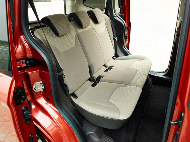 Nouveau Ford Tourneo Courier: brève présentation