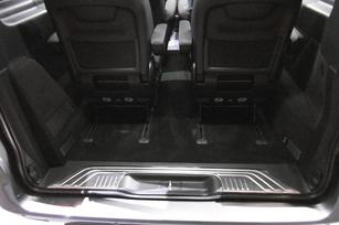 Mercedes Classe V: service VIP