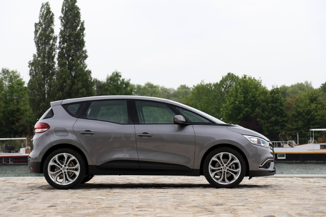 Essai - Renault Scénic 1,5 dCi 95 : minimum syndical