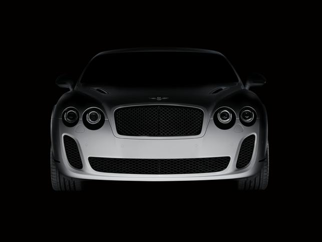 Salon de Genève 2009 : une Bentley au biocarburant