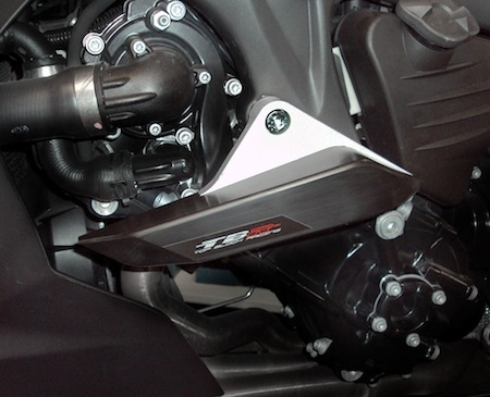 Kit de protection Top Block Racing pour BMW K 1300 R.