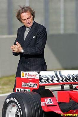 Formule 1 - Ferrari: Montezemolo se fait l'écho de Todt sur le cas Mosley