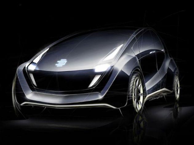 Salon de Genève 2009 : l'EDAG Light Car - Open Source, électrique !