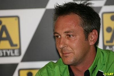 Moto GP - Kawasaki: Melandri en remplaçant d'Hopkins en Allemagne ?