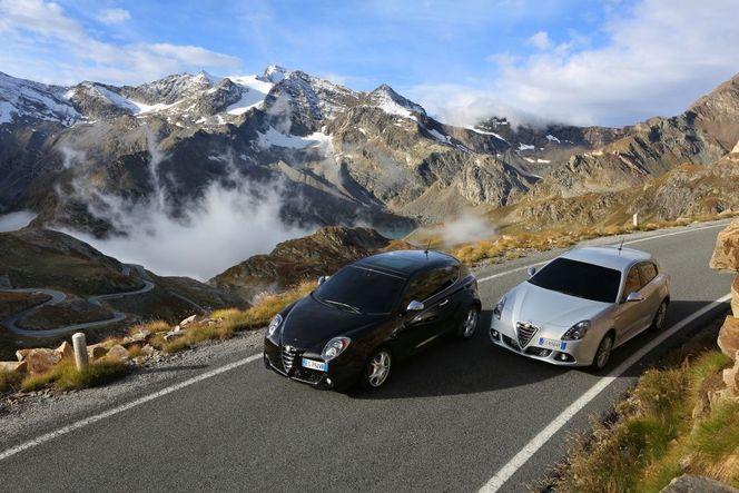 Nouvelles Alfa Romeo MiTo et Giulietta TCT