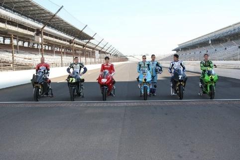 Moto GP - Indianapolis: Canepa, vedette des essais préliminaires