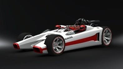 Honda délire: 20 litres en miniature!
