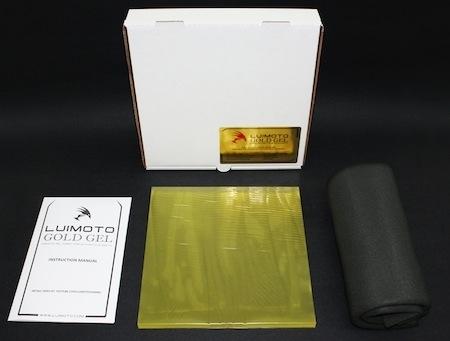 Luimoto Gold Gel protège vos fesses (vidéo)
