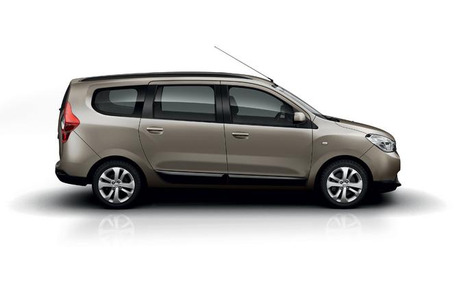 Dacia Lodgy: un très beau monospace