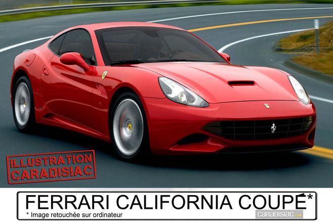 Ferrari California, une carrosserie coupé pour bientôt ?