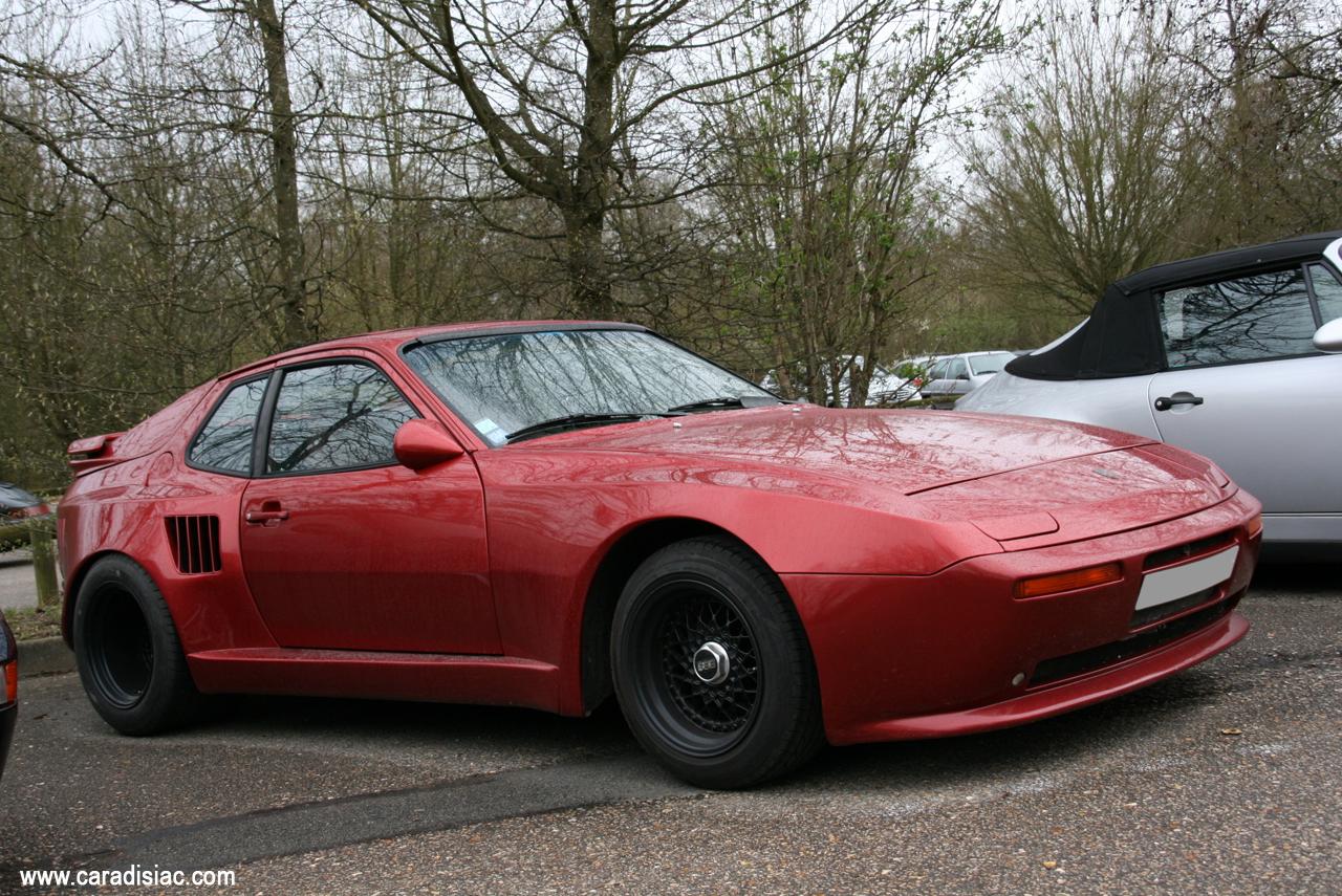 Photos Du Jour Porsche 944 Strosek