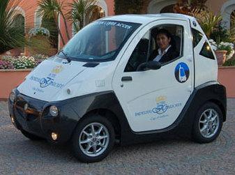 Des hôtels adoptent des véhicules hybrides et électriques