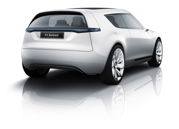 "Le Saab 9-X BioHybrid a reçu le Prix ""Specialty Concept Car of the Year"""