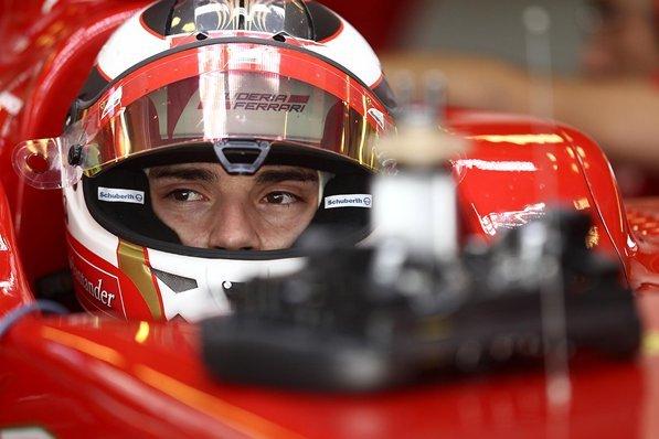 Essais F1 Young Drivers Abu Dhabi - Jour 1 : J-E Vergne (Red Bull) largement devant