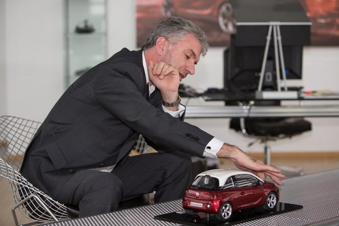"""Le patron du style Opel explique et défend """"son design"""""""